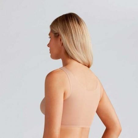Soutien-gorge Amy sans armatures - Rose Nude