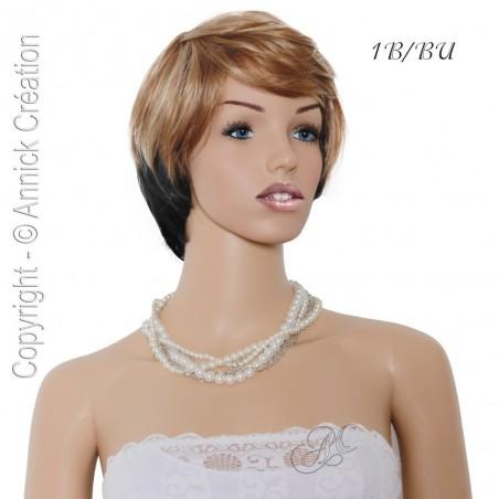 Perruque courte, une coupe délicieusement glamour