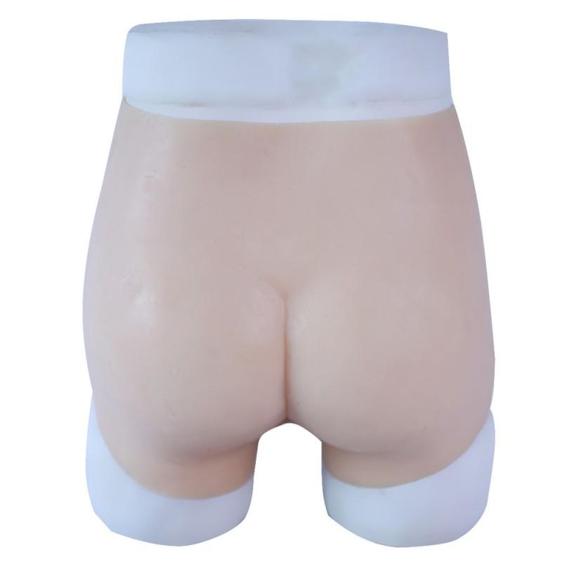 Culotte faux vagin, en silicone