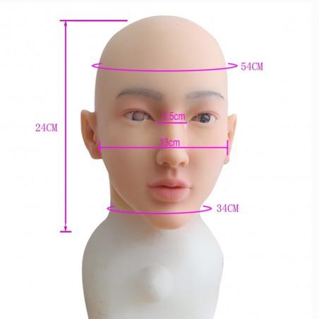 Masque tendance en silicone, la séduction au rendez-vous