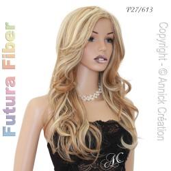Perruque longue semi naturelle, une coiffure glamour